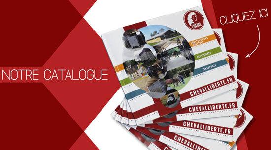 Catalogue Cheval Liberté